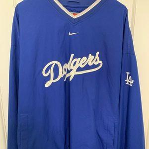 Nike Dodgers Pullover windbreaker